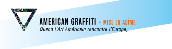 American Graffiti - Exposition de fresques et toiles, installations picturales - Marseille 3013 - Collectif AVC